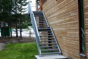 Trapp Nødugtang på Folldal Skole